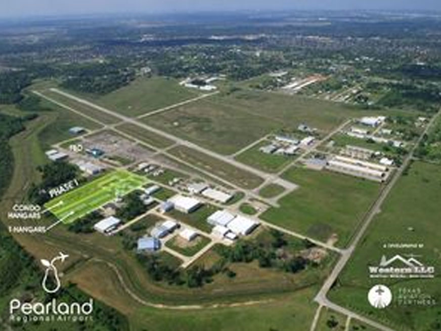pearland airport