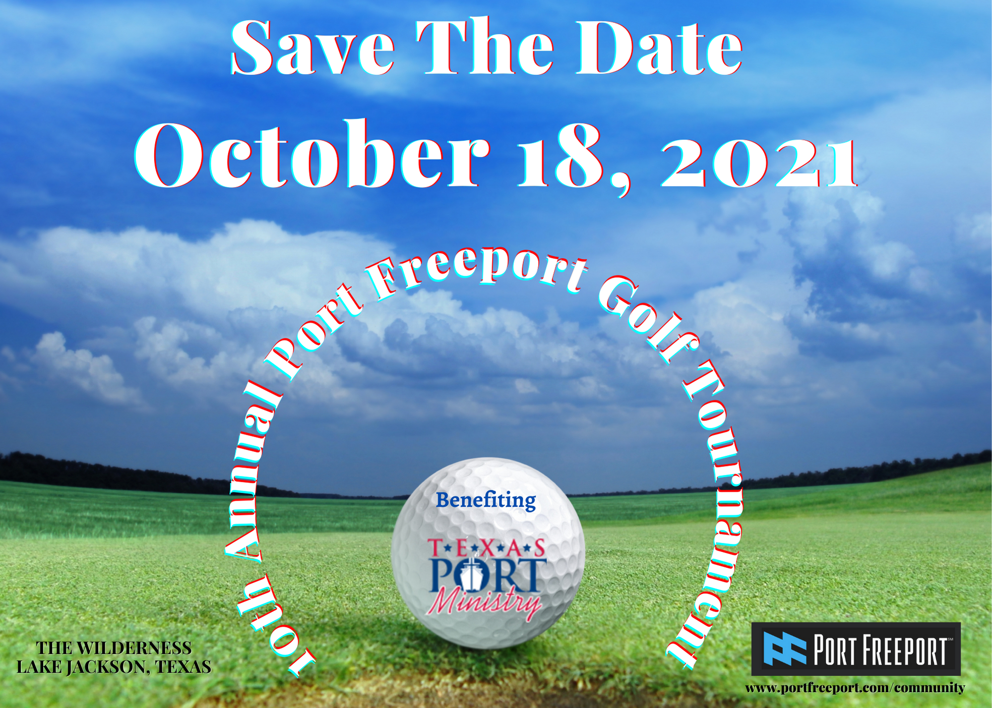 Golf 2021 - Save the date