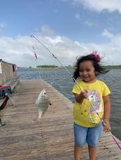 katherine Cortez 1st fish 4yrs 6.29.20