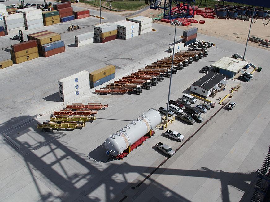 port freeport expanding again