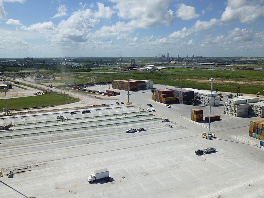 port freeport is growing