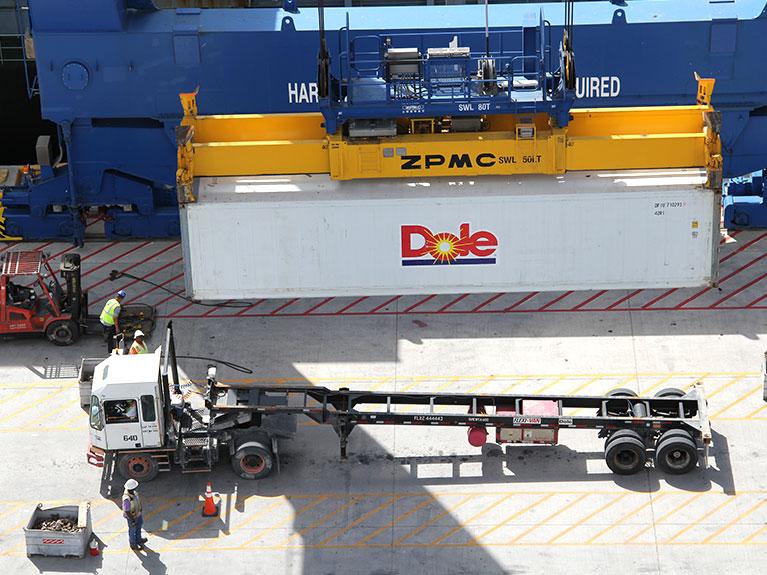 port freeport facilitates easy travel