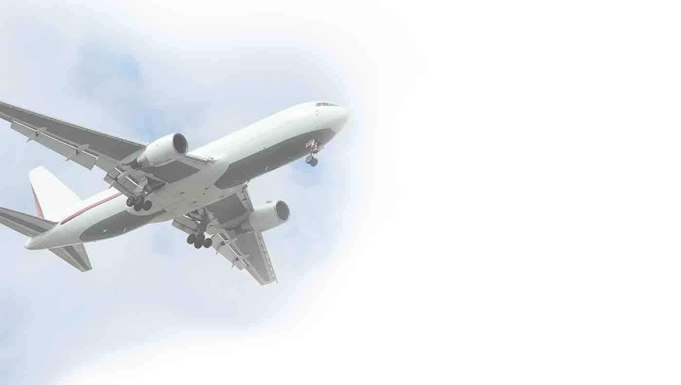 air cargo transport from port freeport