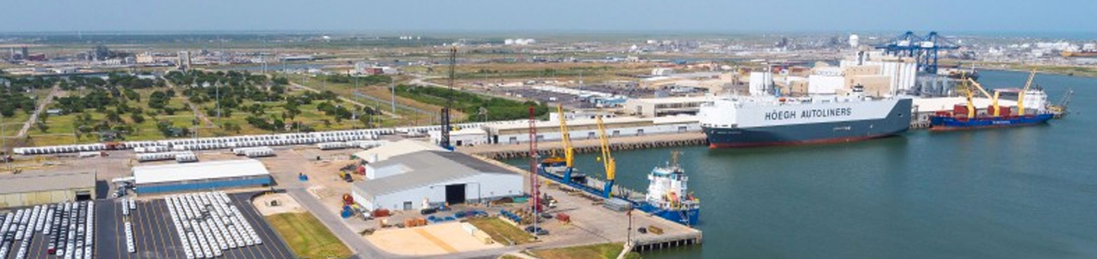 Port Freeport | Ports in Texas | Foreign Trade Zone