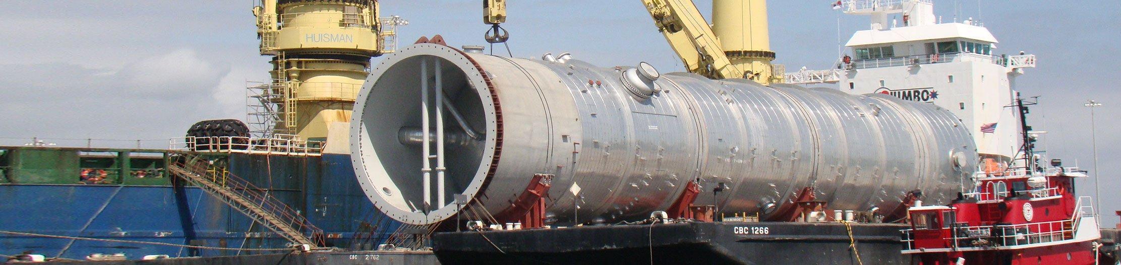 port freeport breakbulk operations