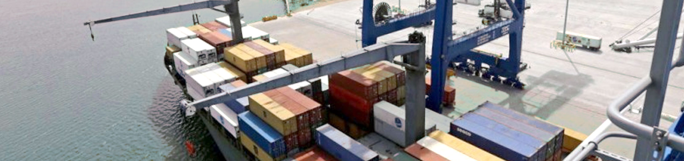 port freeport container operations
