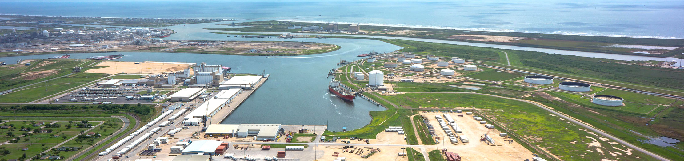 port freeport infrastructure