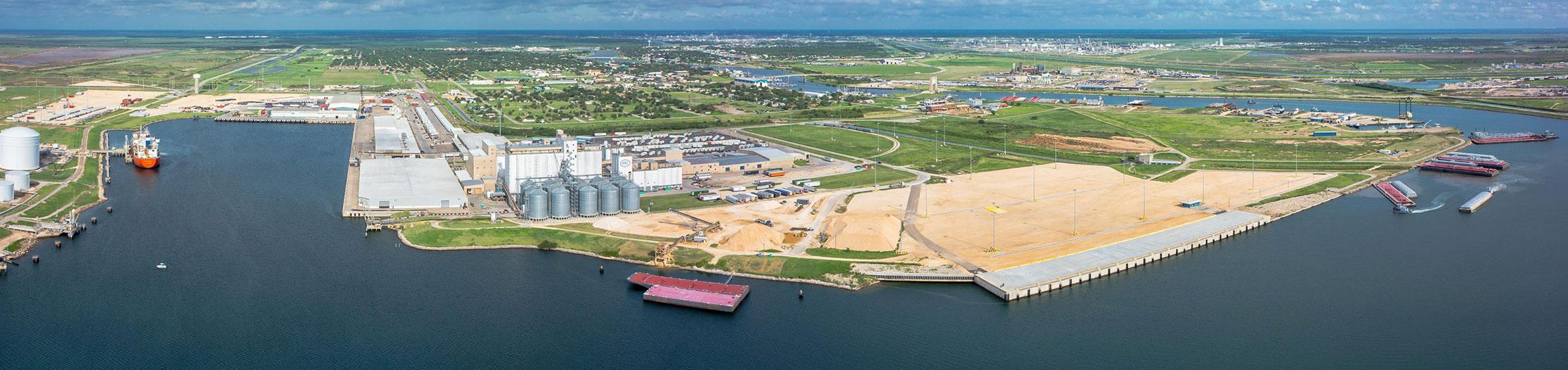 port freeport waterways