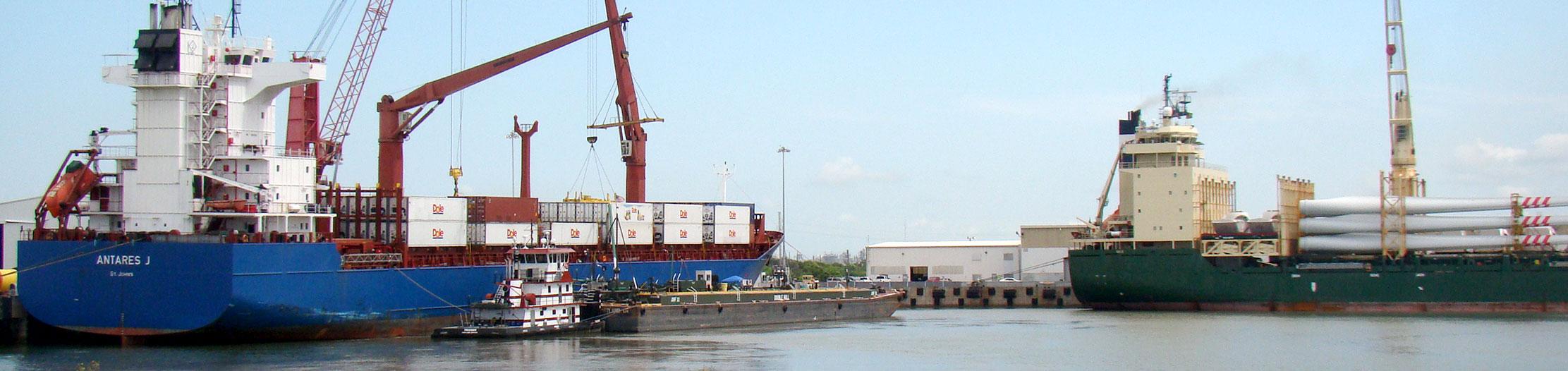port tariffs & Regulations