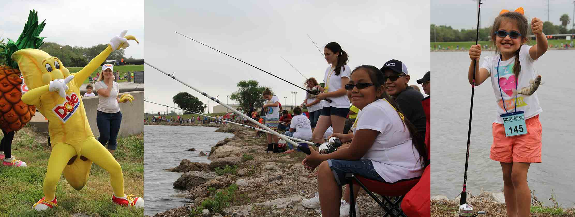 child fishing tournament