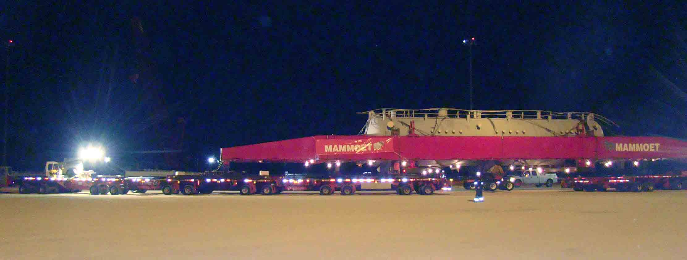 port freeport heavy lift terminal