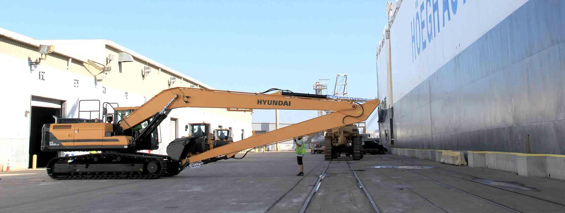 heavy lift port freeport texas