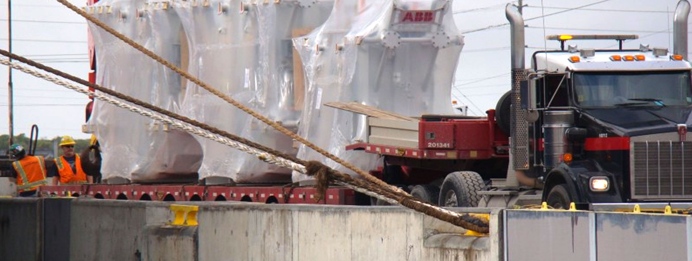 heavy lift port freeport