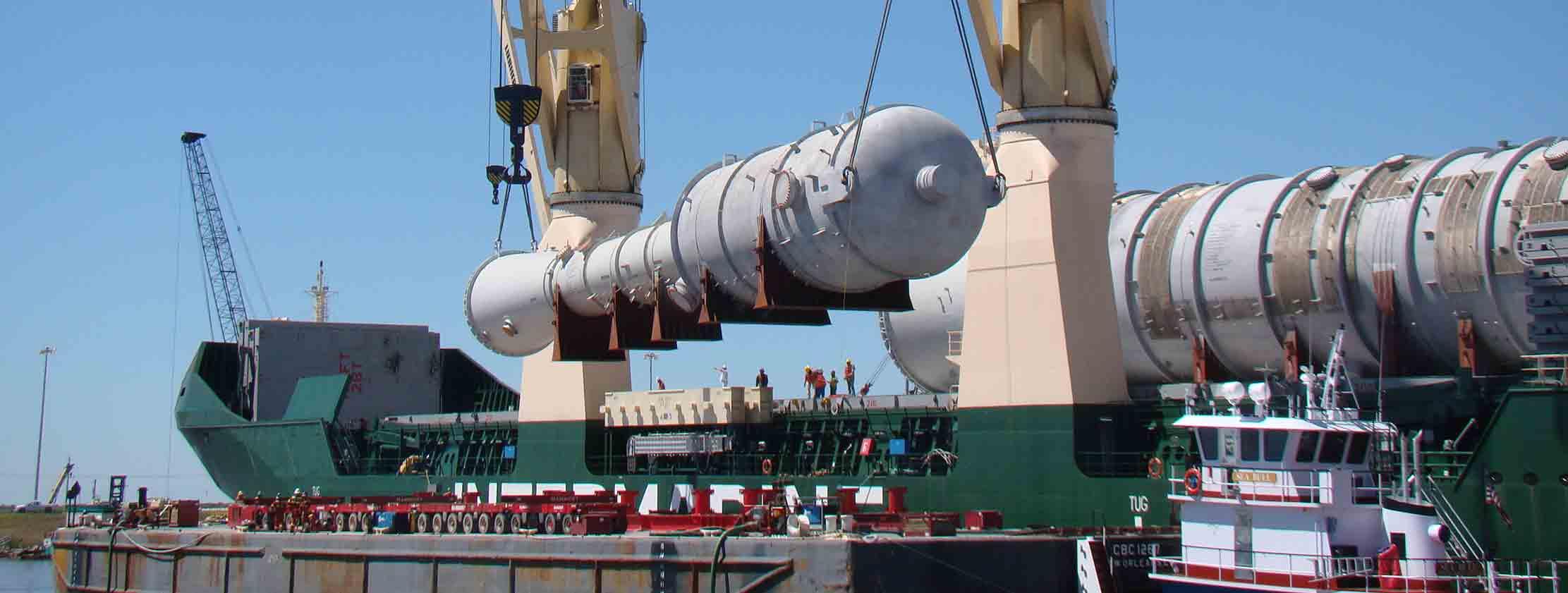 heavy lift terminal port texas