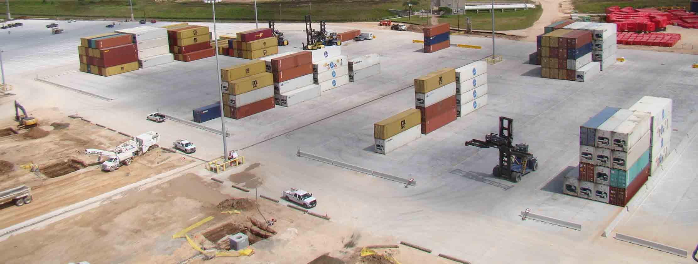 port expansion port freeport texas