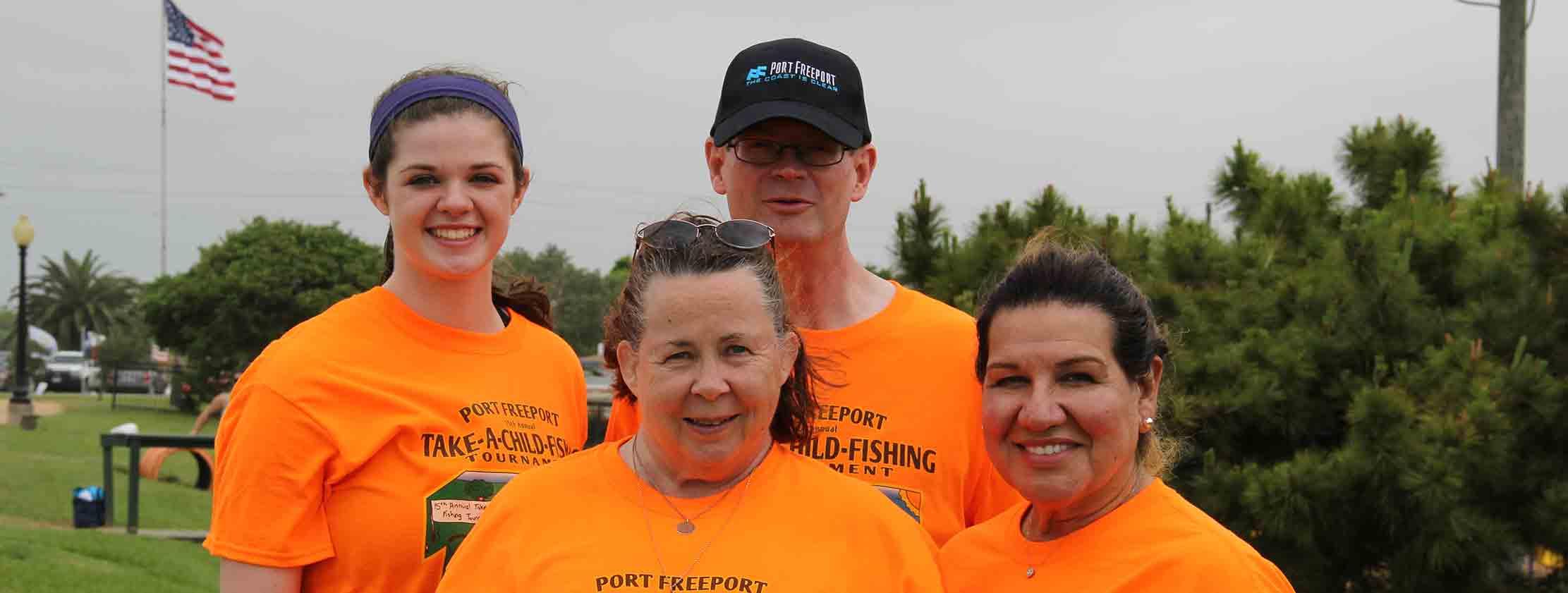 port freeport child fishing tournament
