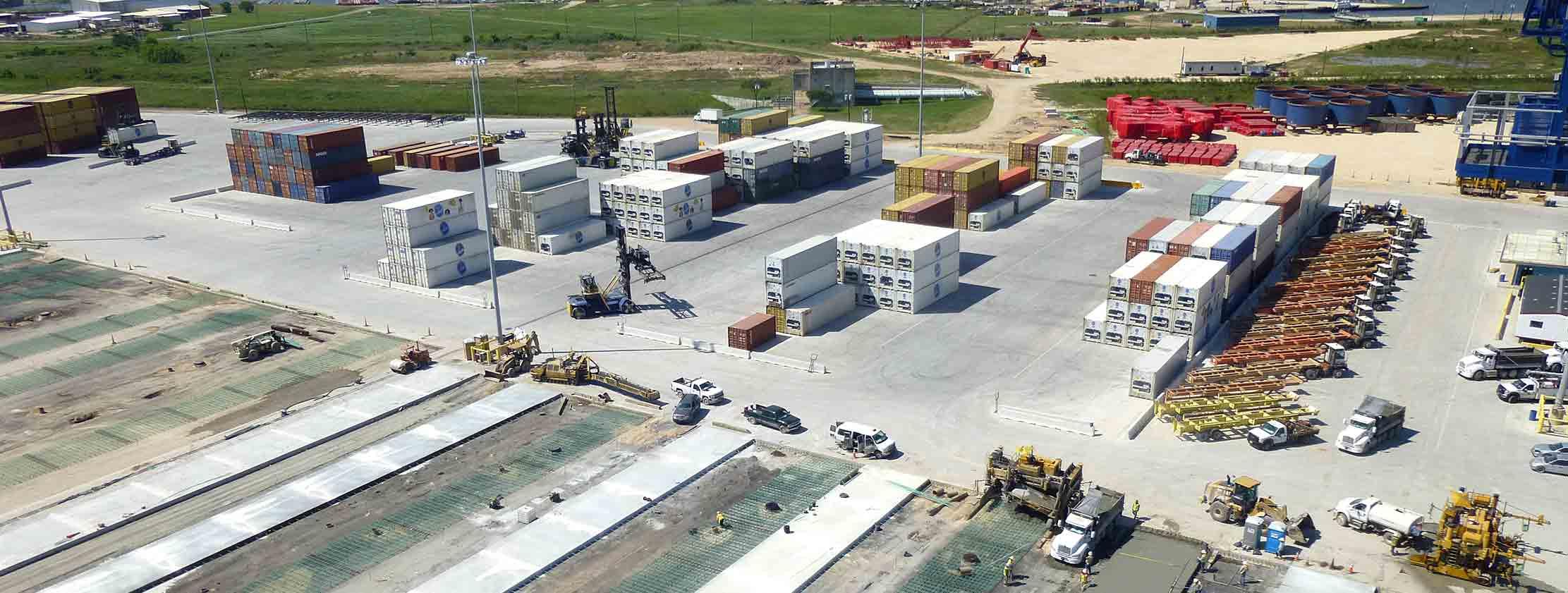 port freeport expansion