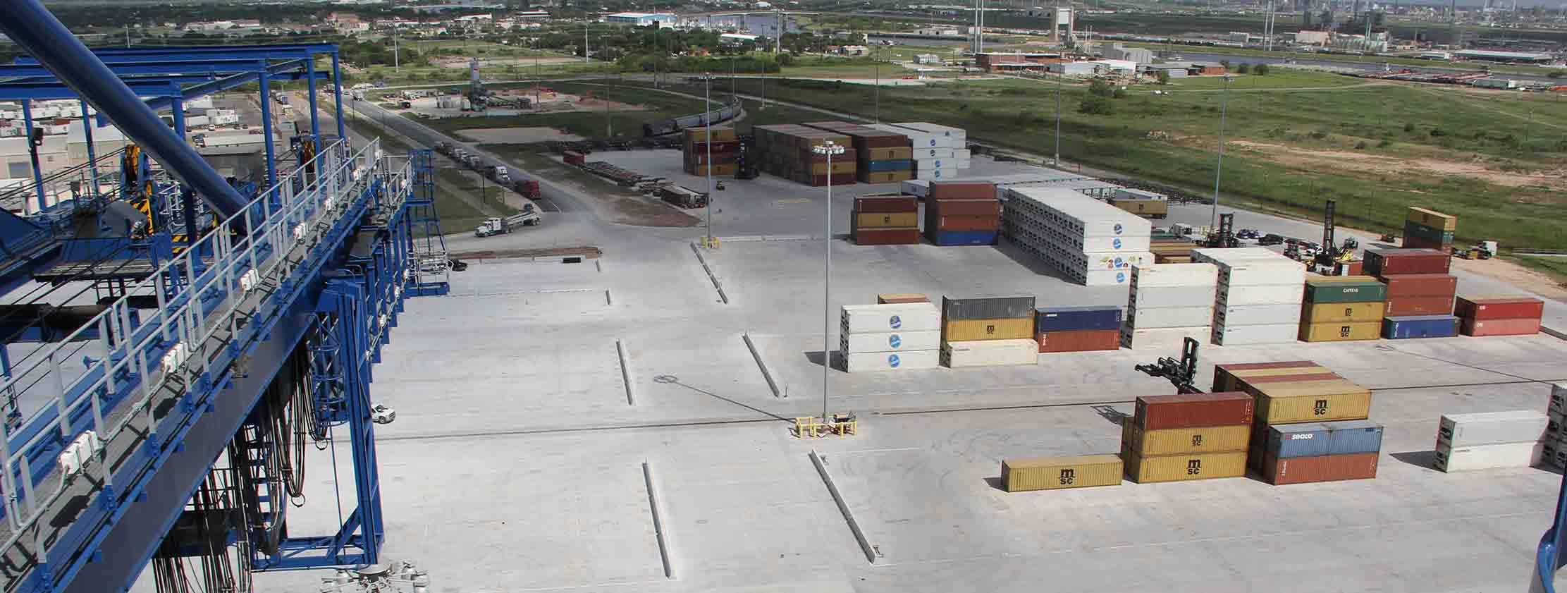 port freeport is expanding