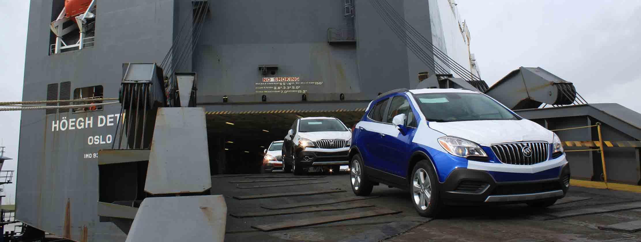 port freeport roll on/off terminal
