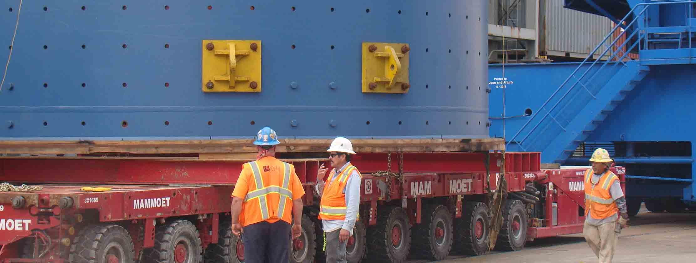 port freeport texas project cargo