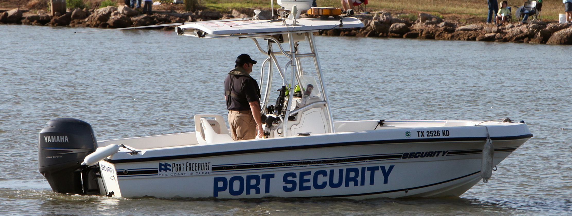port security at port freeport texas