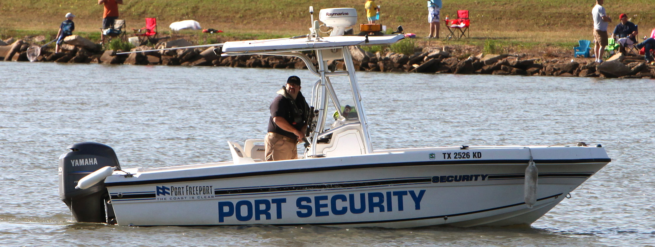 port security at port freeport tx