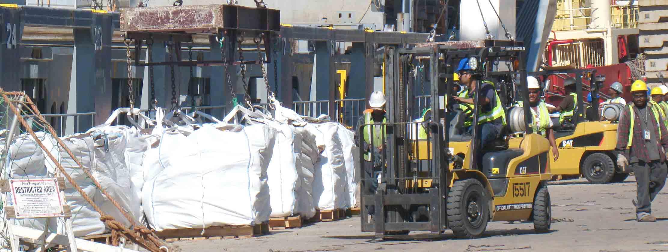 port workforce
