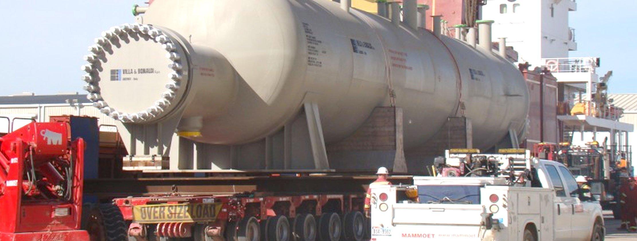project cargo breakbulk port freeport tx