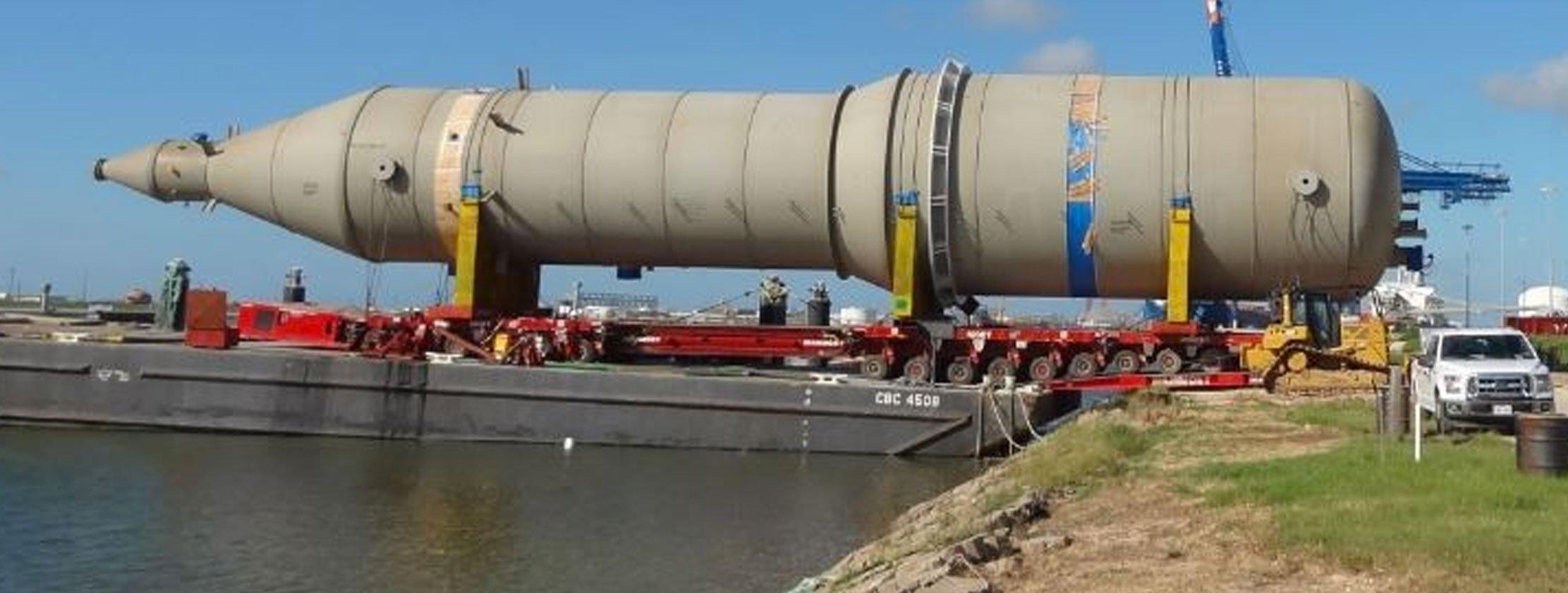 project cargo gulf coast