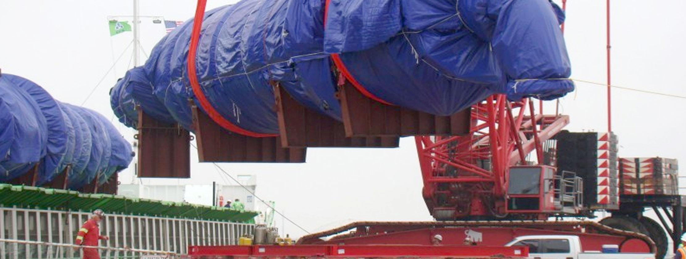 project cargo port freeport tx