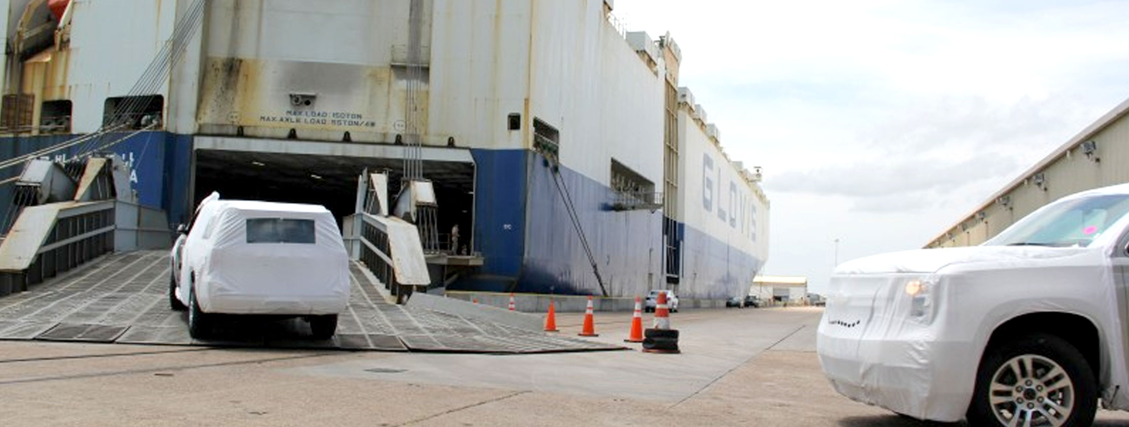 roll on/off port freeport texas