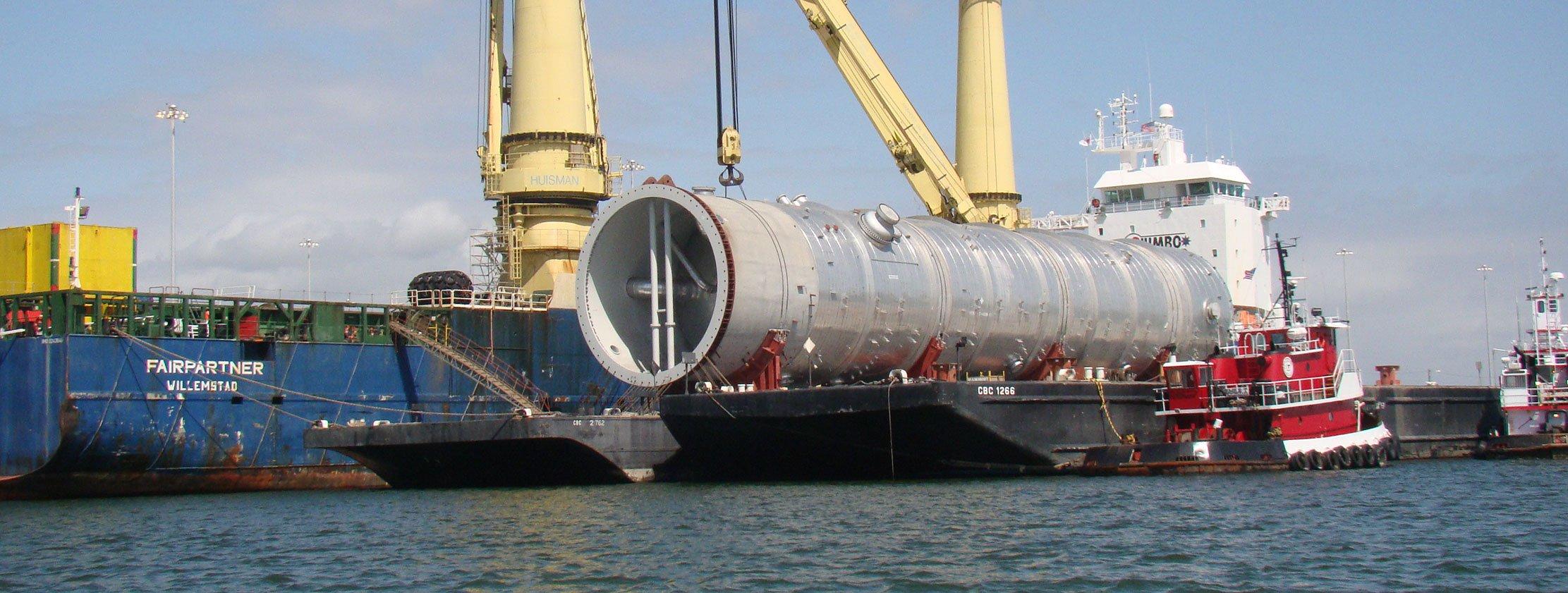 shipping and recieving facilities