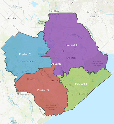 Precinct map-1